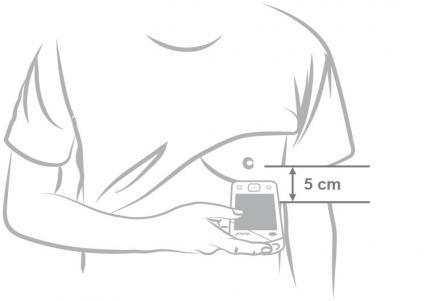 Přesné měření srdečního rytmu přímo na těle