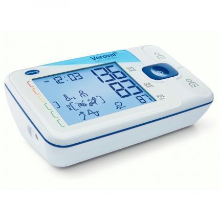 Presný tlakomer Veroval duo control s podsvieteným displejom